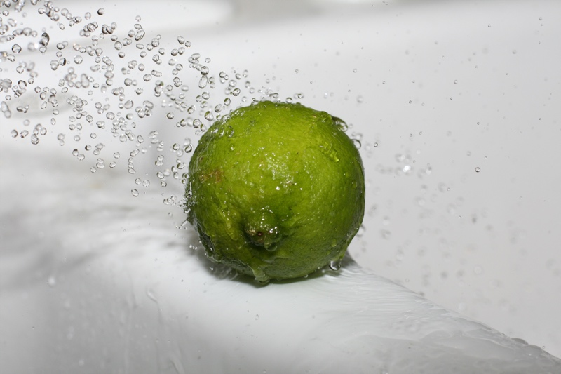 lime shower